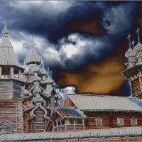 КИЖИ(13) :: Валерий Викторович РОГАНОВ-АРЫССКИЙ