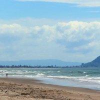 Papamoa пляж, Новая Зеландия :: Natalya секрет