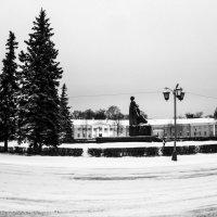 Уездный городок :: Светлана Герасимова