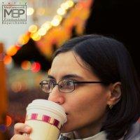 Согревающий чай. :: Юрий Боярченко