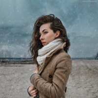 Снежно :: Дмитрий Бегма