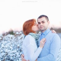 зимнее Love story :: Natali Korsa