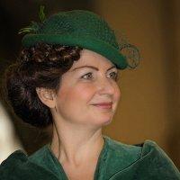 Дама в шляпке.. :: Vlad Moscow