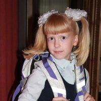 В школу! :: Наталья Лунева