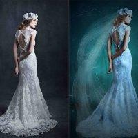 темная невеста :: Veronika G