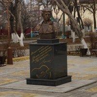 Памятник Высоцкому :: Игорь Сикорский