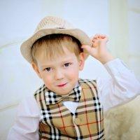 Фотосессия мальчика :: марина алексеева