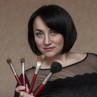 Мой любимый визажист! :: Мария Данилейчук