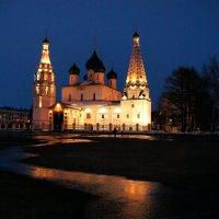 Церковь Ильи Пророка :: kolyeretka