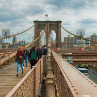 Бруклинский мост :: Oleg
