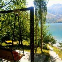 Лето в горах.... :: Людмила Богданова (Скачко)