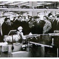 КОСЫГИН И МАШЕРОВ НА ЛАВСАНЕ-1975 :: мирон щудло
