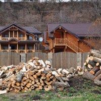 Домик в деревне :: Олеся Енина