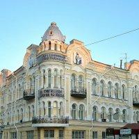 Дом Сидорова (1900-1904 гг.) в Самаре :: Денис Кораблёв