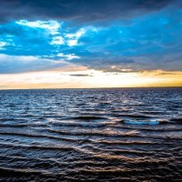 каратомарское водохранилище :: Nikki Lashkevich
