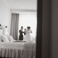 сборы невесты :: LANA ZHIGALOVA