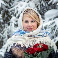 Необычная пермская невеста :: Виталий Гребенников