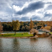 Парк города Железноводск. :: Alexey Bartenyev