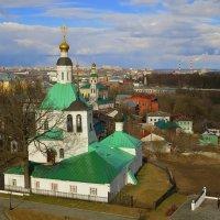 владимирский пейзаж :: Сергей Цветков