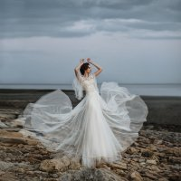 летящее платье :: Карина Клочкова