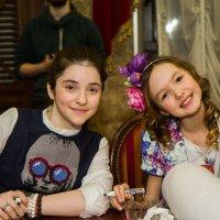 Арина и Рагда :: Сергей J