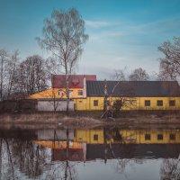 Вечер у озера :: Игорь Вишняков