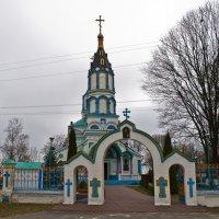 Чернобыль. Храм пророка Илии :: Ольга Винницкая (Olenka)