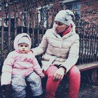 В ожидании бабушки :: Соня Новикова