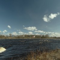 река Луга. :: Михаил Жуковский