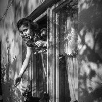 В окне :: Сергей Михайлов