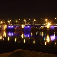 новоспассий мост :: виктор ------