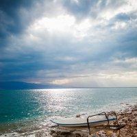 Мертвое море, Израиль :: Олег Товкач