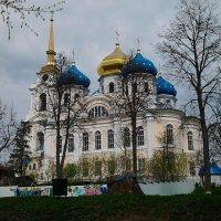 Храм г. Болхов Орловская область :: Светлана Абросимова