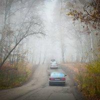 Утро туманное :: Лариса Кояшова