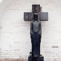 Иисус на Голгофе :: Владимир Болдырев