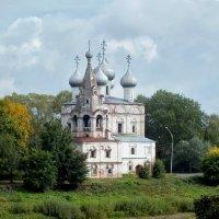 Вологда. Церковь Иоанна Златоуста :: Николай