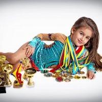 Маленькая гимнастка :: Александр Кр