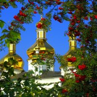 Золотые купола :: Влад