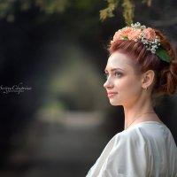 Девушка-Весна... :: Сергей Чуприна