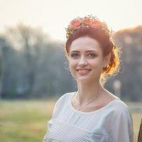 Девушка-Весна :: Сергей Чуприна