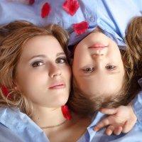 Мама и дочка :: Татьяна Левкина (Кулакова)