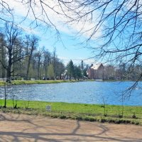 Весна в Царском селе :: alemigun