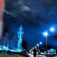 Призрак Монумента :: Николай Коротков