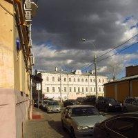 IMG_4820 - Дорога на работу светла :: Андрей Лукьянов