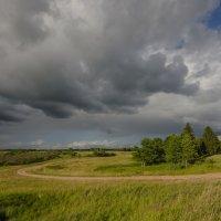 Местами дожди :: Валентин Котляров