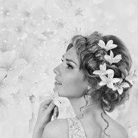 Девушка- весна :: Лариса Кайченкова