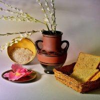 Хлеб и соль :: Наталия Лыкова