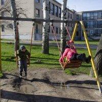 Счастливое детство :: Ксения Довгопол
