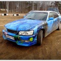 Автомобиль :: Павел Галактионов