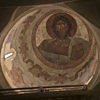 Пантократор (роспись купола церкви) Феофан Грек, 1378 г. :: Елена Павлова (Смолова)
